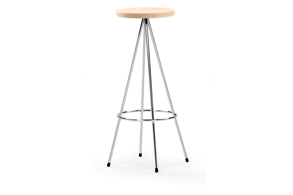 Nuta Bar Stool by Mobles 114
