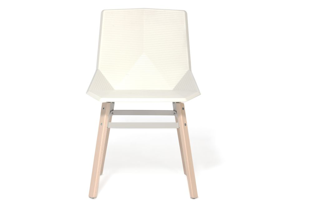 Green Colors Wooden Dining Chair by Mobles 114
