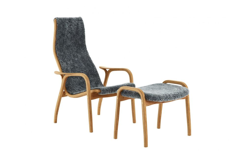 Lamino Easy Chair by Swedese