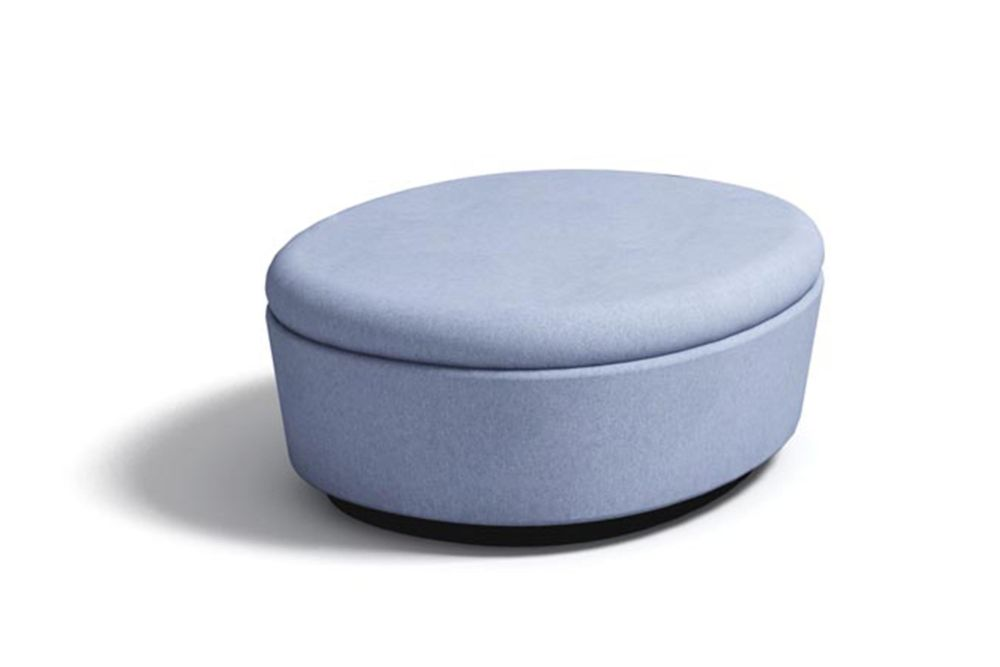 Orla Pouf by Cappellini