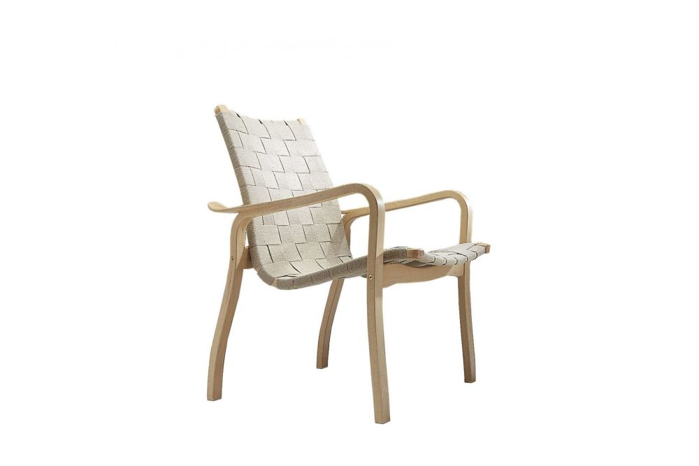 Primo Easy Chair Low Back by Swedese