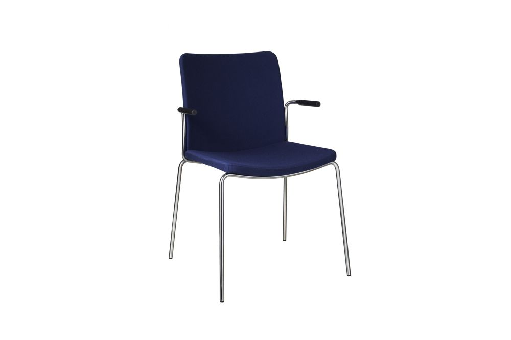 Stella Armchair with Open Armrest by Swedese