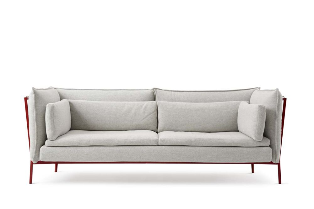 Basket 011 3 Seater Sofa by Cappellini