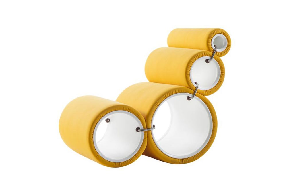 Tube Chair by Cappellini