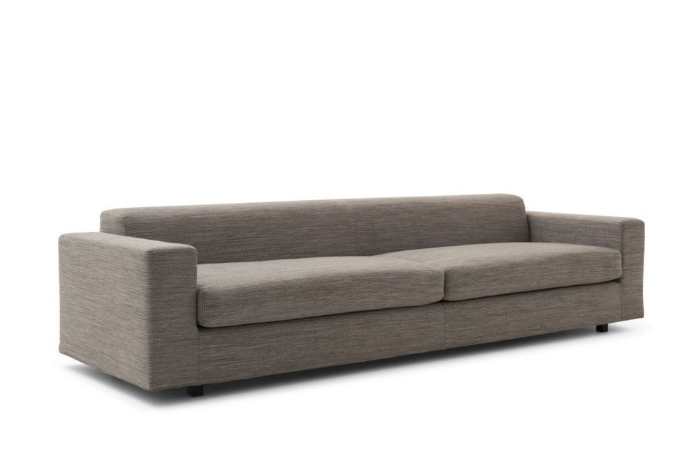 Quack 3 Seater Sofa by Cappellini