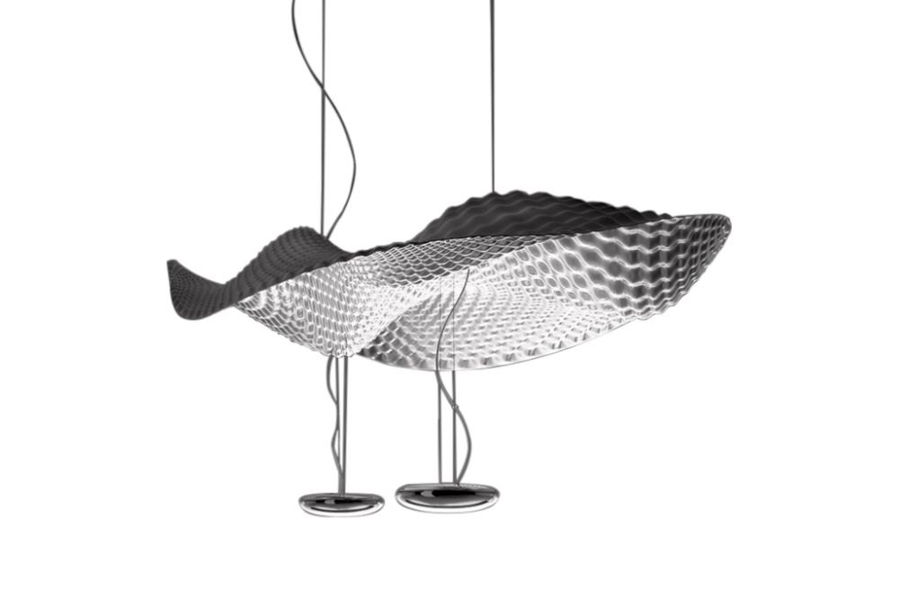 Cosmic Angel Pendant Light by Artemide