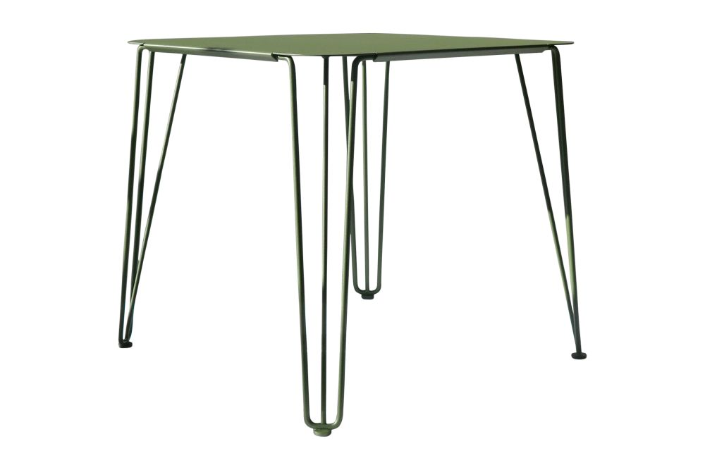Rambla Square Dining Table by Mobles 114
