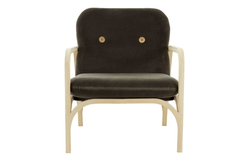 Button Easy Chair by Swedese