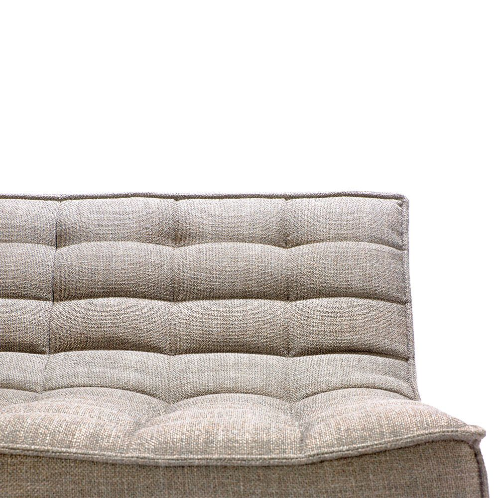 N701 2-seater Sofa by Ethnicraft