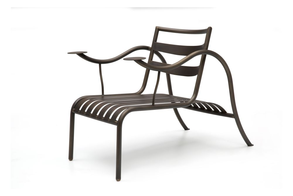 Thinking Man's Armchair by Cappellini