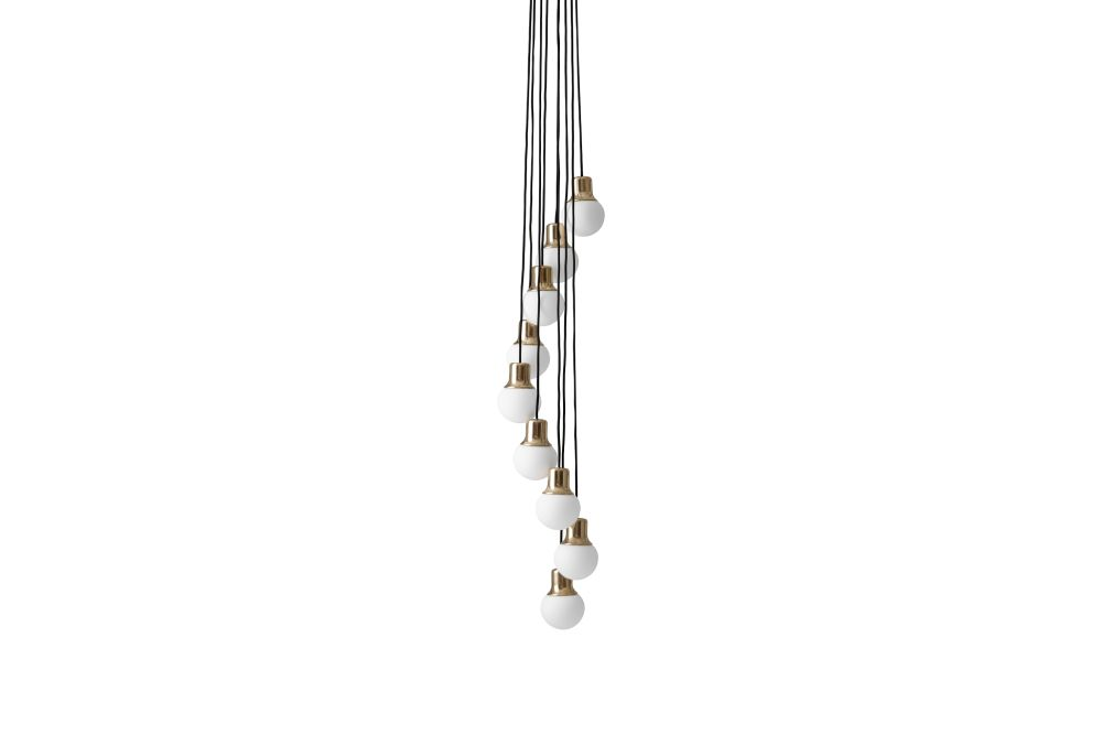 Mass NA6 Chandelier by &tradition