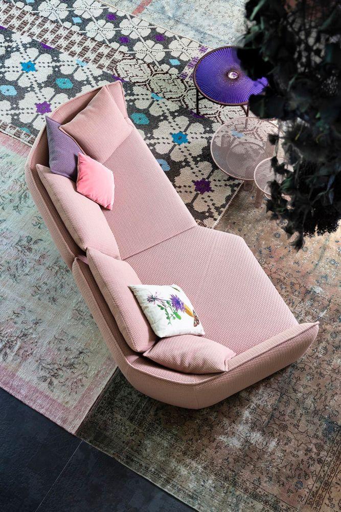 Chamfer Sofa by Patricia Urquiola
