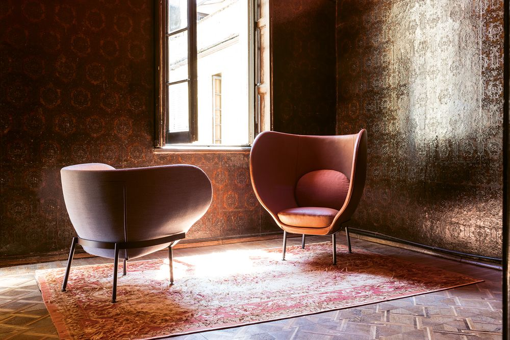 Armada Collection by Doshi Levien