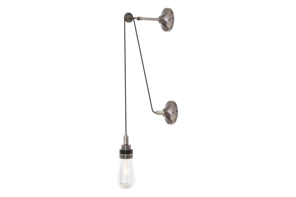Dylan Pulley Wall Light by Mullan Lighting