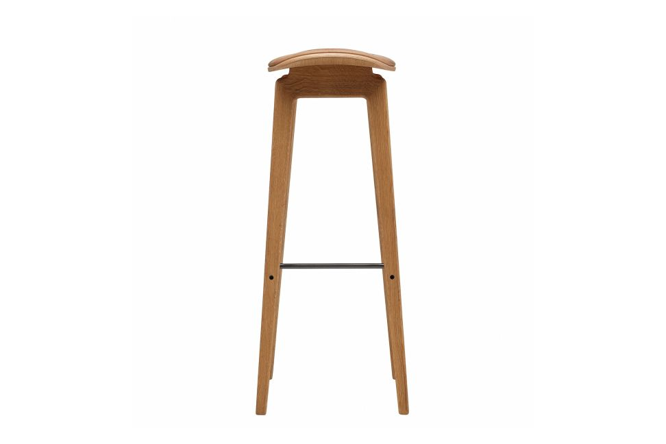 NY11 Upholstered Bar Stool by NORR11