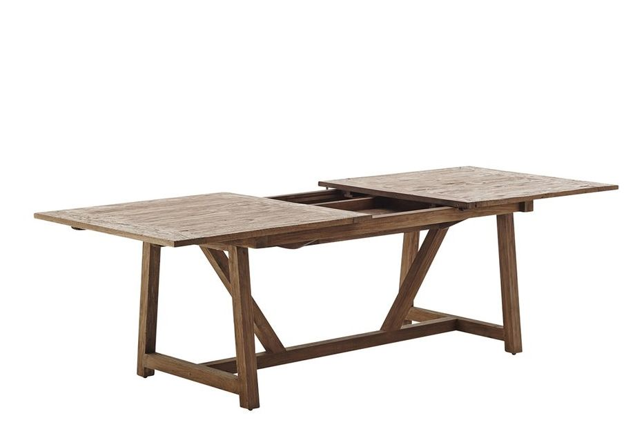 Lucas Extensible Dining Table by Sika Design