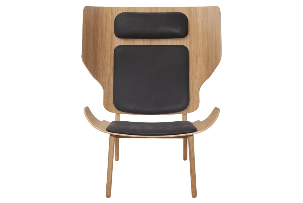 Mammoth Slim Lounge Chair by NORR11
