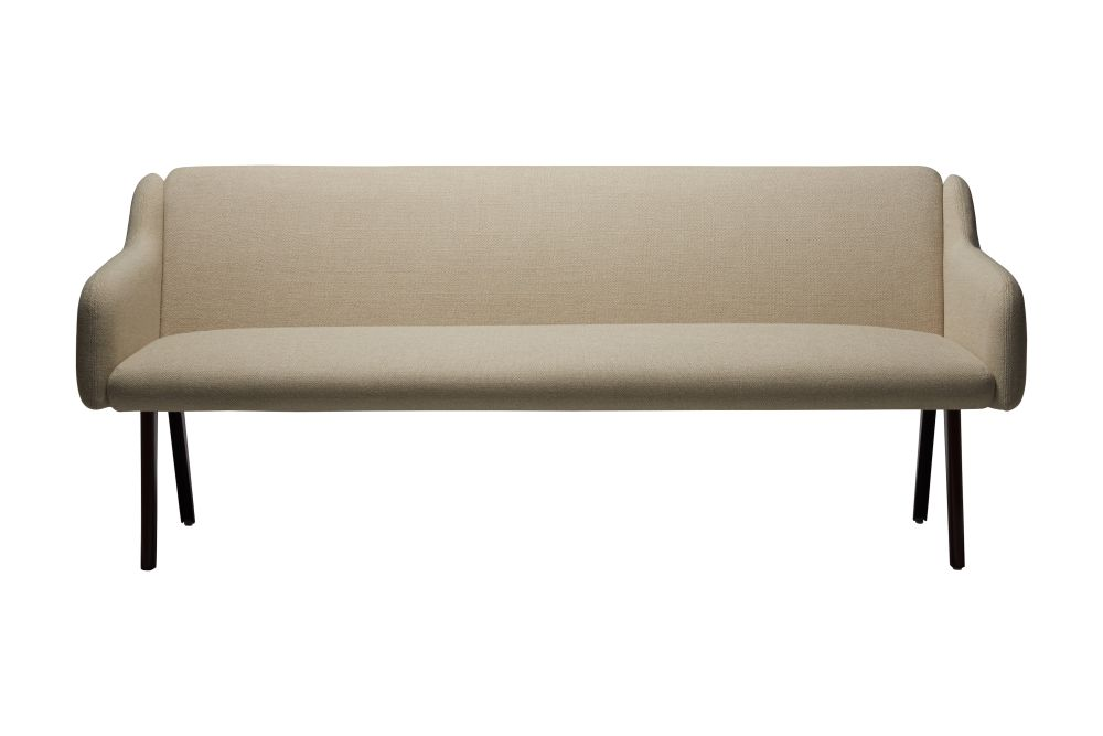 Anyway 3 Seater Sofa, Low Back by Massproductions