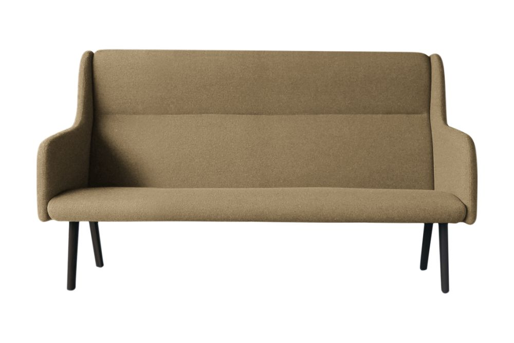 Anyway 3 Seater Sofa, High Back by Massproductions