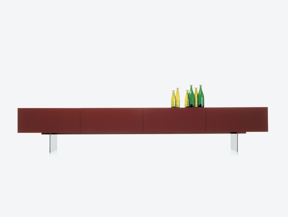 Uni Cabinet with Doors by Cappellini