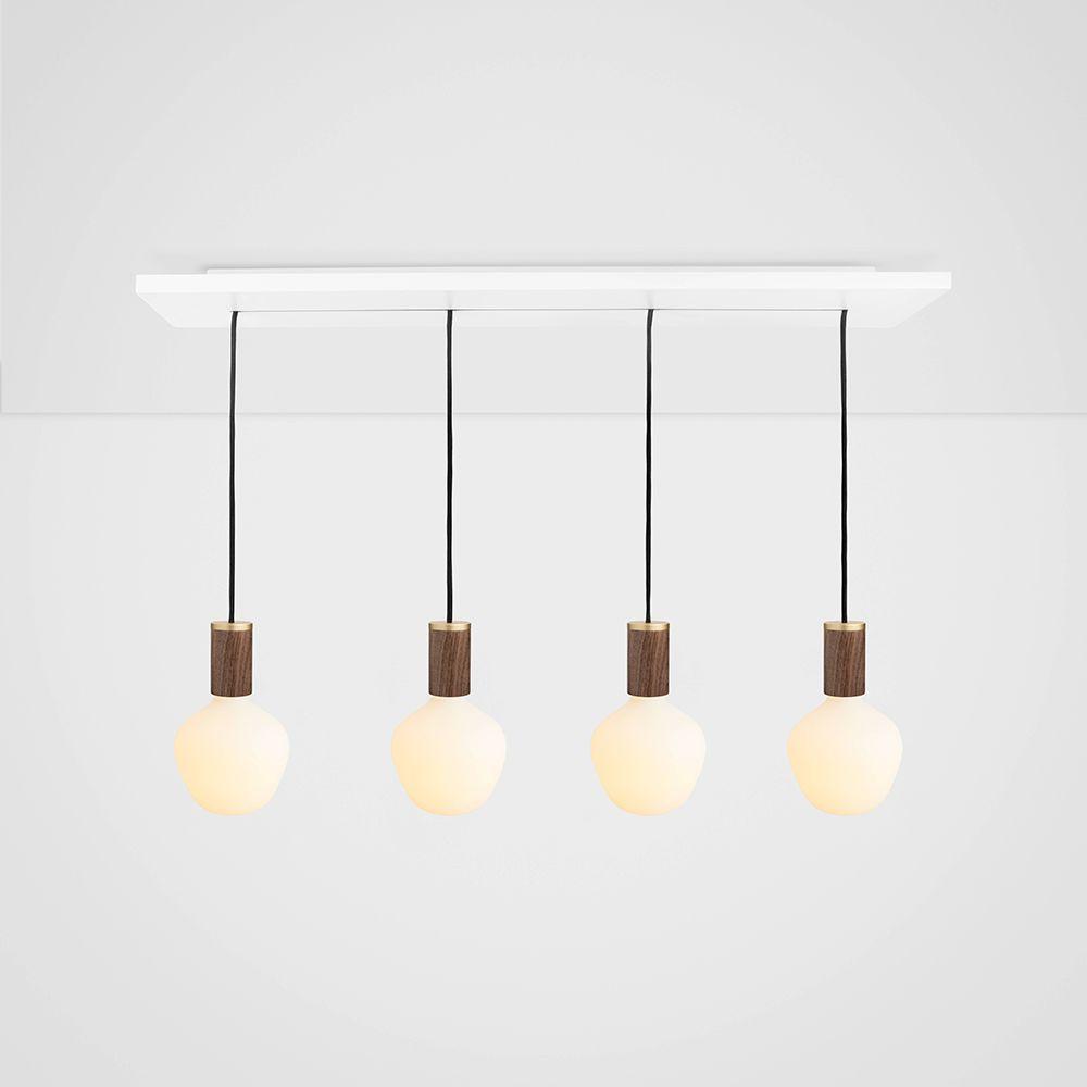 Enno Walnut Ceiling Light  by Tala