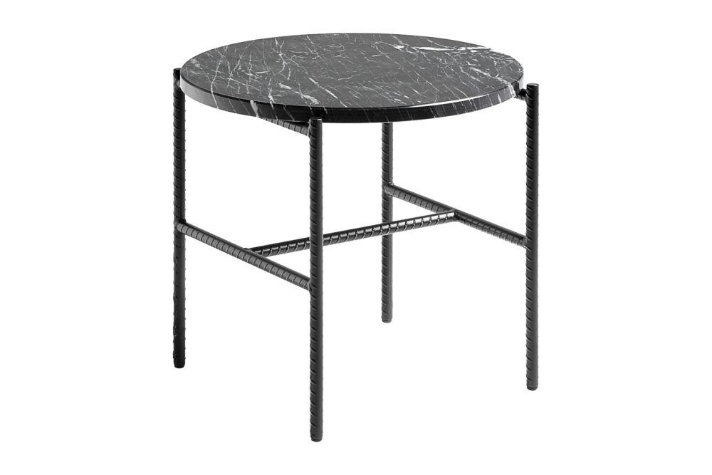 Rebar Side Table by Hay