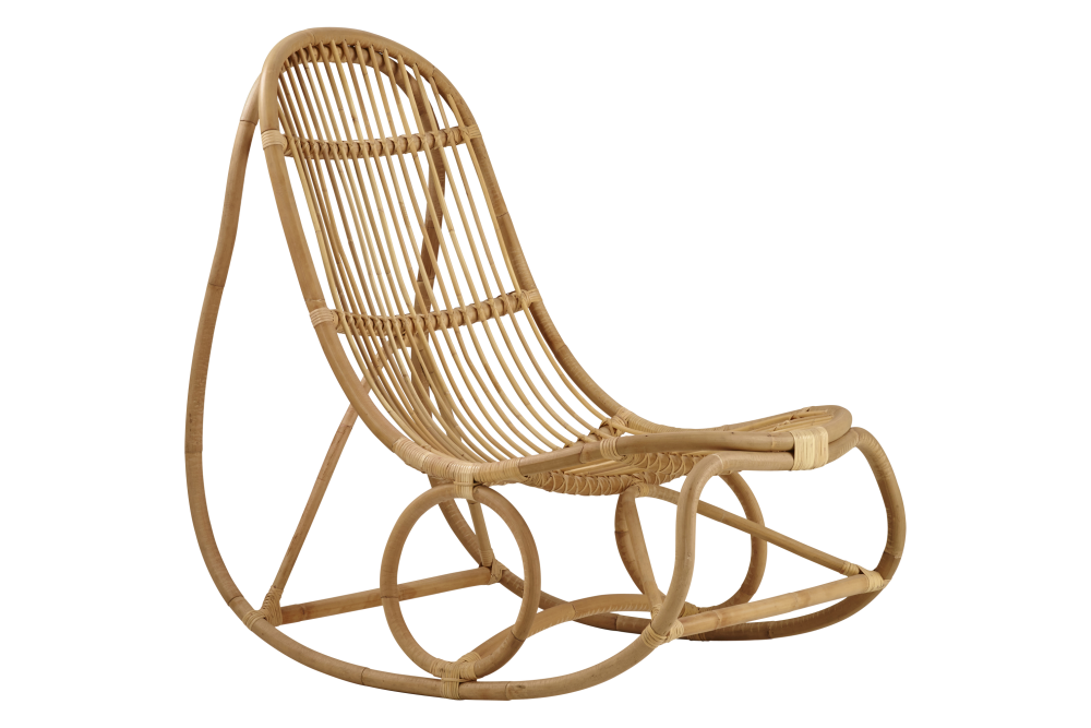 Nanny Rocking Chair by Sika Design