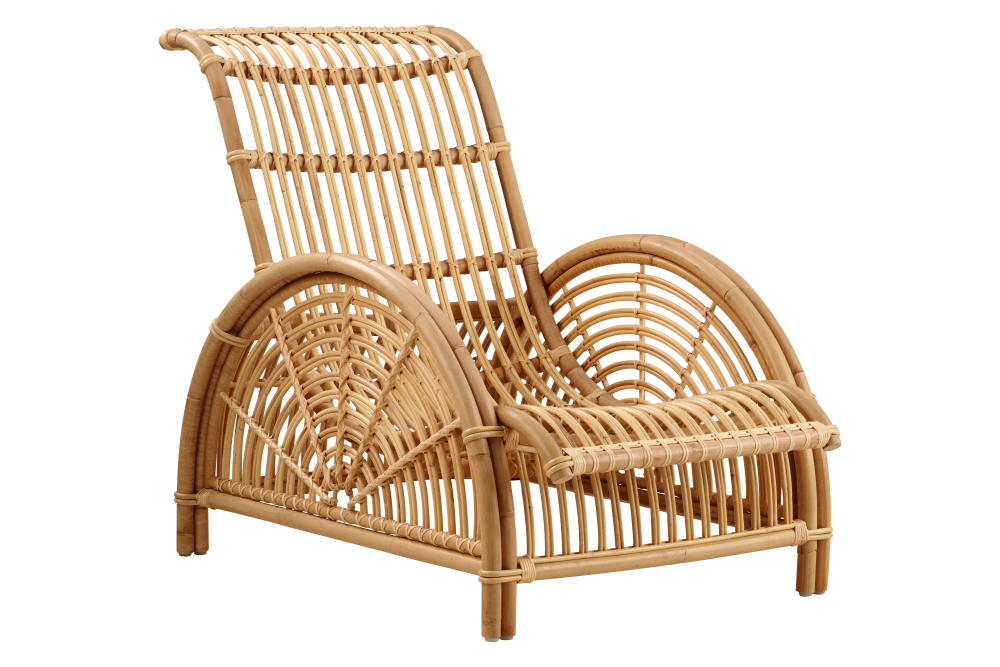 Paris Indoor High Back Chair by Sika Design
