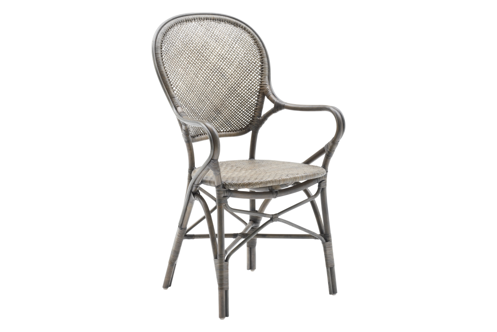 Rossini Chair with Arms Set of 2 by Sika Design