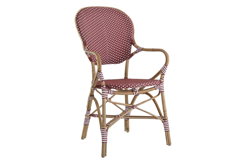 Isabell Arm Chair Set of 2 by Sika Design