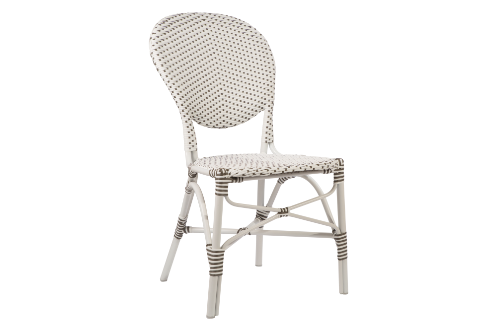 Isabell Aluminium Side Chair Set of 2 by Sika Design