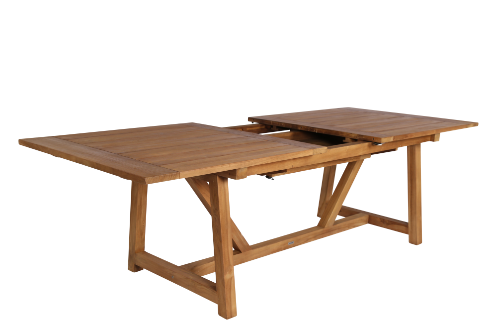 George Teak Extension Table by Sika Design