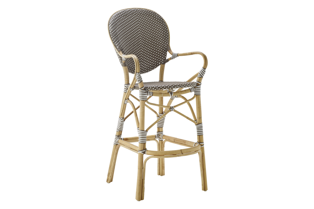 Isabell Bar Stool Set of 2 by Sika Design