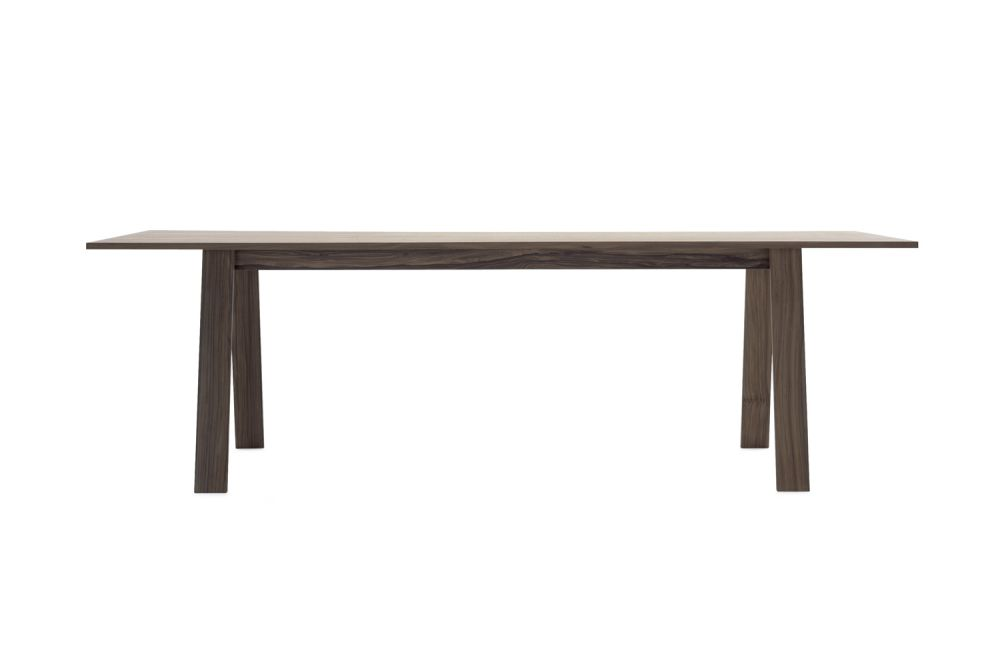 Bac Rectangular Top Table by Cappellini