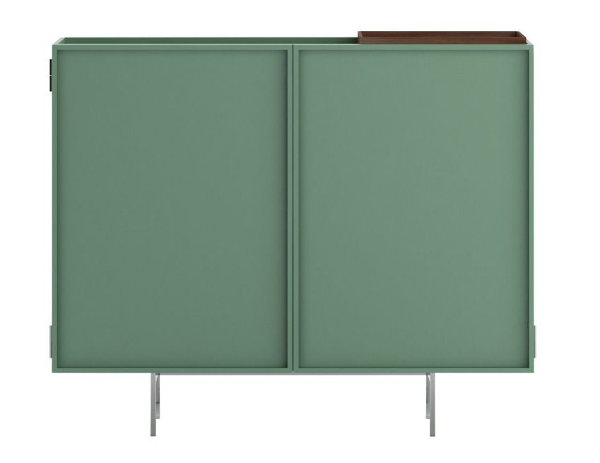 Lochness Sideboard with 2 Leaf Door by Cappellini