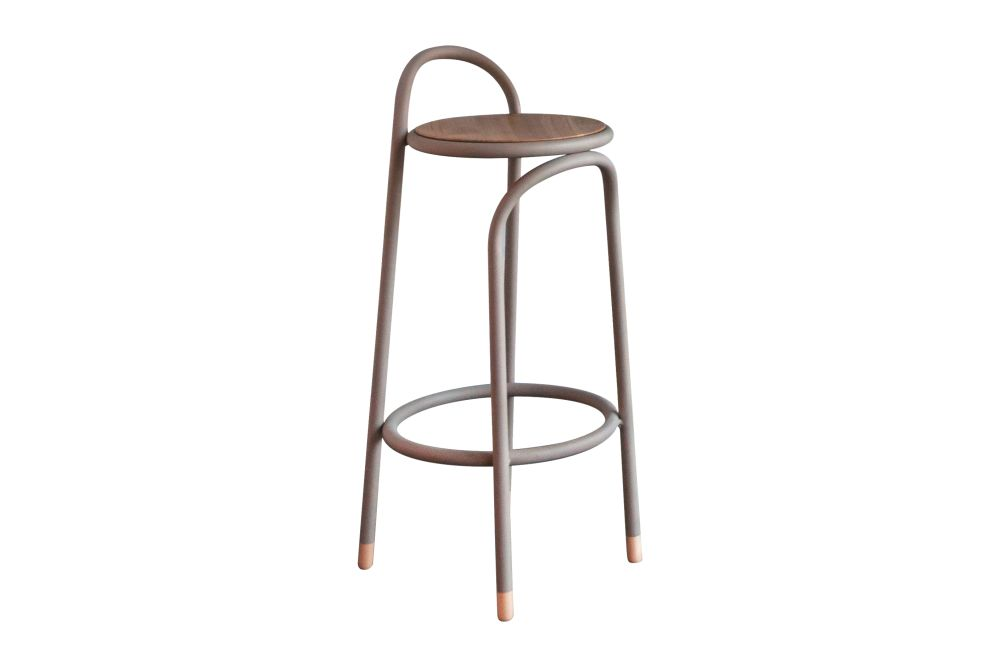 Oasis Bar Stool by Moroso