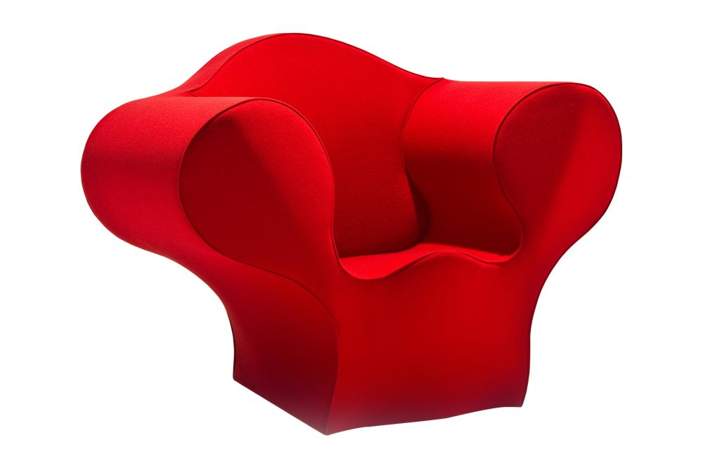 Spring Soft Easy Armchair by Moroso