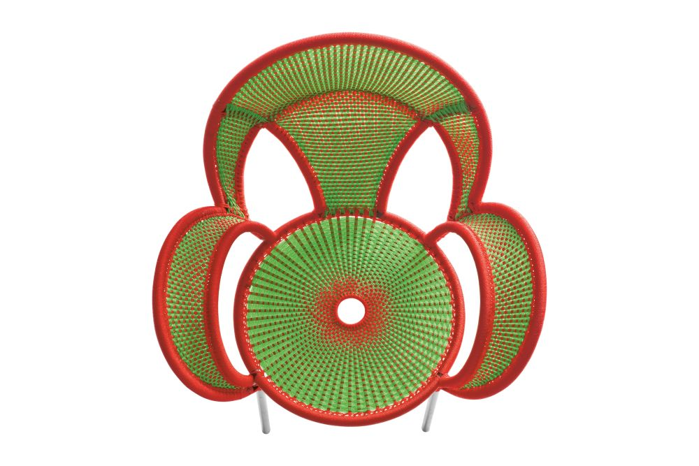 Banjooli Armchair by Moroso