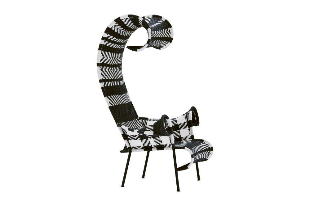 Shadowy Armchair by Moroso