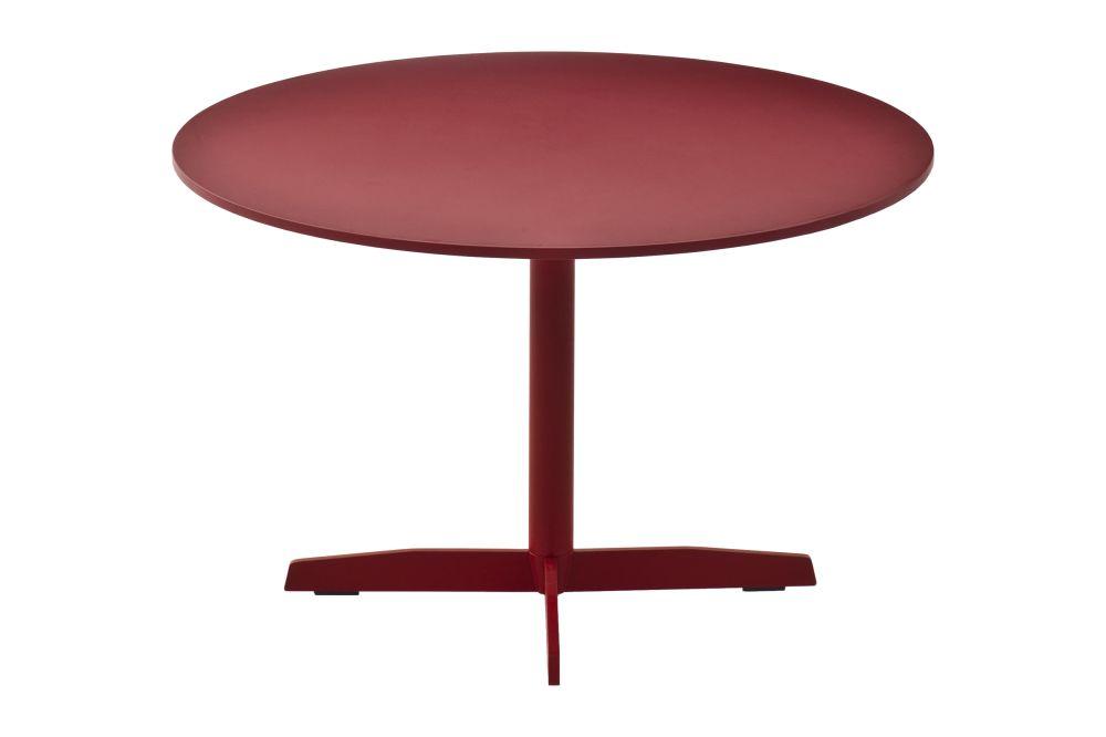 Roger Round Table Bi-Laminate by Moroso