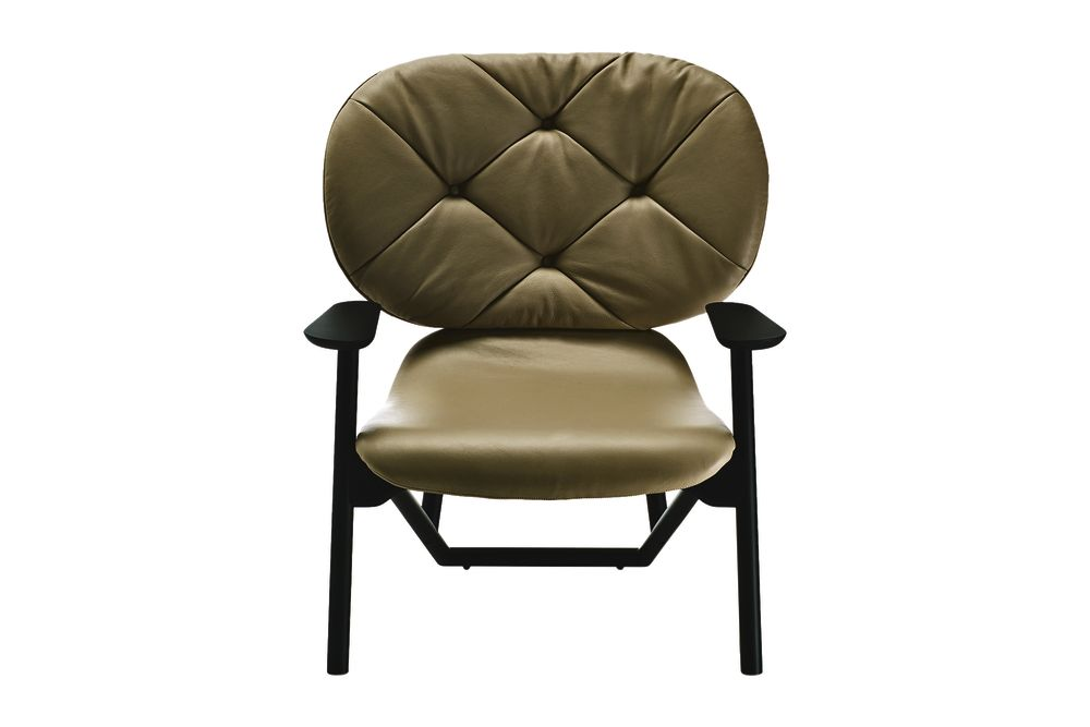 Klara Button Tufted Armchair by Moroso