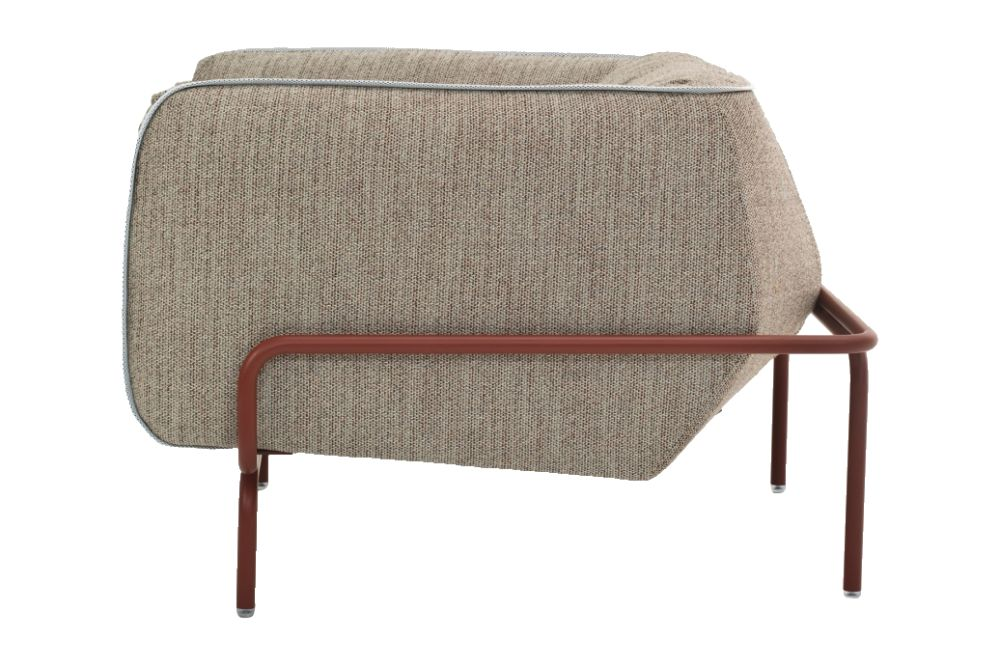 Chandigarh Armchair by Moroso