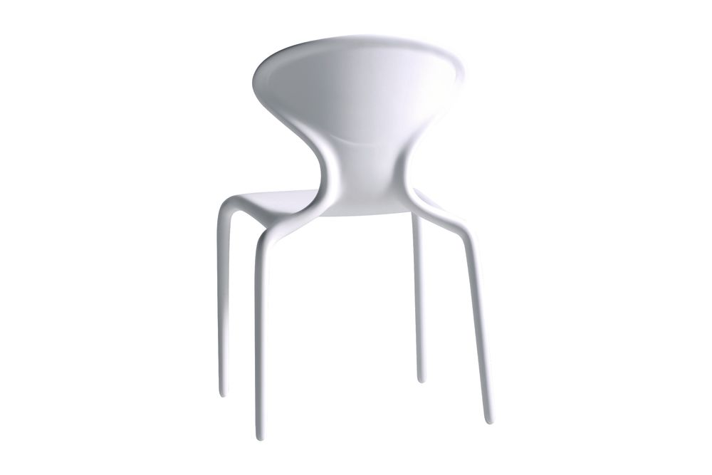 Supernatural Set of 4 Dining Chair by Moroso