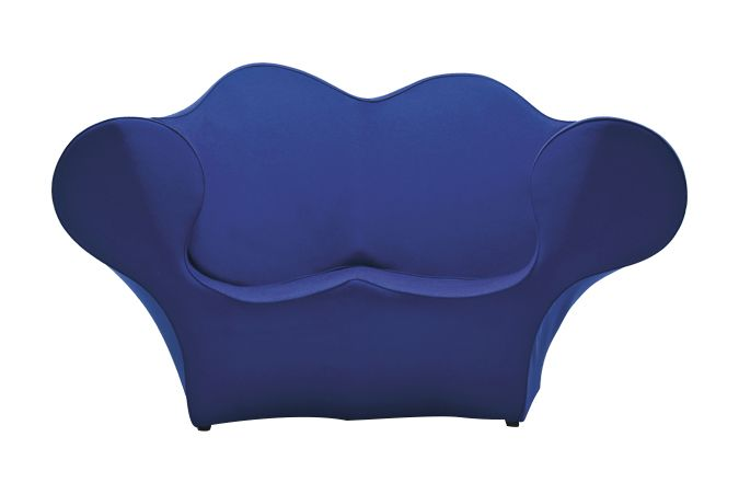 Spring Double Soft Big Easy Sofa by Moroso