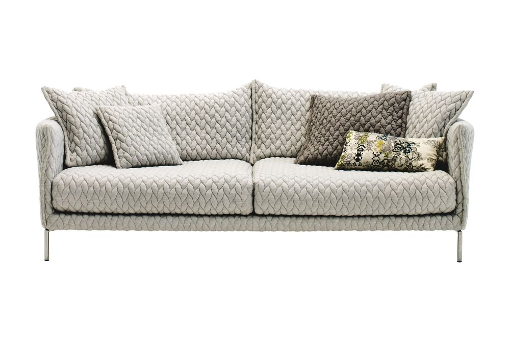 Gentry 2-Seater Sofa by Moroso