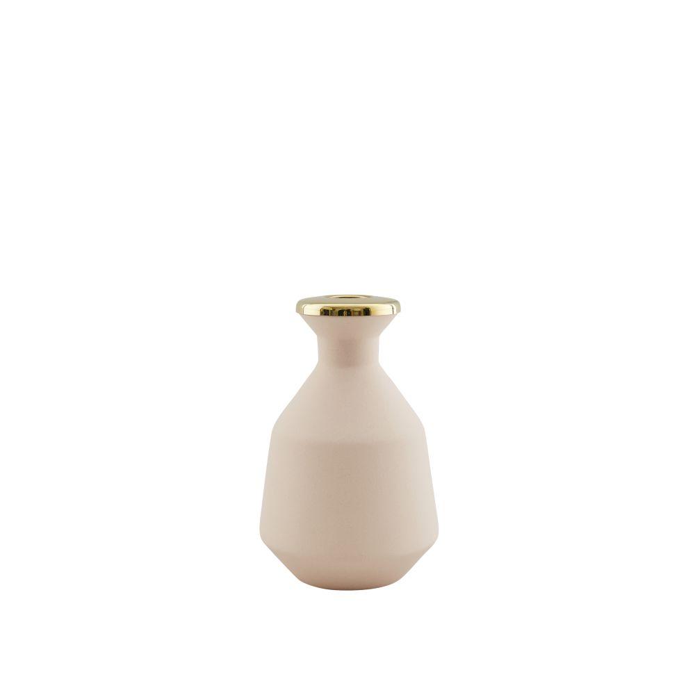 Pink Small Vase by Hend Krichen