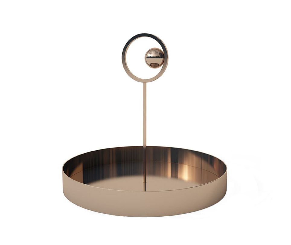Off the Moon Tray by Cappellini