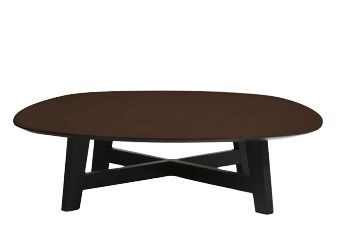 Phoenix Oak Base Table by Moroso