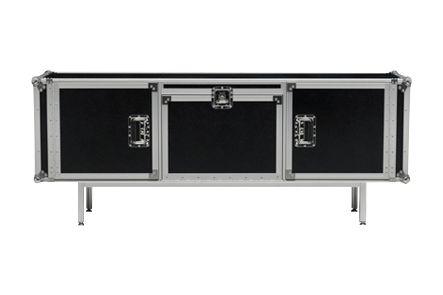 Total Flightcase Sideboard 180 by Diesel Living with Moroso