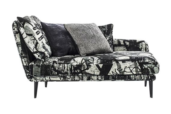 Sister Ray Chaise Lounge by Diesel Living with Moroso
